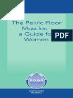 Pelvic Floor Exercise for women