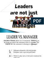 13.leaders are not just manager