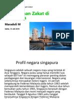 Zakat Singapore Maradoli