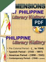 A.1.2 Philippine Literary History Spanish Period1 (1)