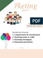 Cours de Marketing Fondamental - NADIR MOUFAKKIR
