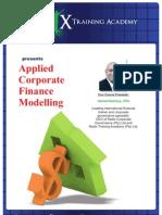 Applied Corporate Finance Brochure