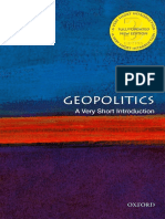 Geopolitics_ A Very Short Introduction, 3rd Ed - Klaus Dodds.epub