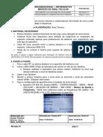 DRUCOS -  PROCEDIMENTO PARA MEDIÇÃO DE SINAL CELULAR (1)