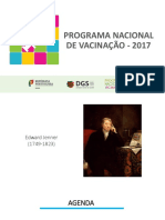 Programa nacional vacinação 2017