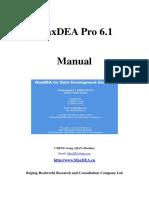 MaxDEA Pro 6 Manual.pdf