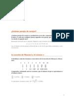 Matematicas Resueltos (Soluciones) Sucesiones 1º Bachillerato Ciencias de la Naturaleza