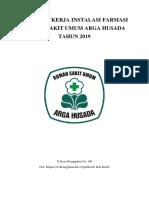 contoh PROGRAM-KERJA-INSTALASI-FARMASI-RS-HIDAYAH-docx.docx