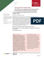 Trade Off Theory.pdf
