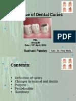 Sequelae of Dental Caries