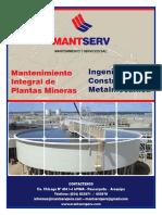 BROCHURE ACTUAL MANTSERV SAC 2019 - SEPTIEMBRE