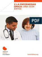 About Chronic Kidney Disease - A Guide For Patients