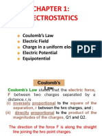 1 ELECTROSTATICS LP
