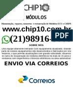 Manutenção Módulos (21) 98916-3008 Zap Serra