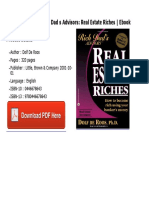 Rich-Dad-s-Advisors-Real-Estate-Riches