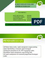 keahlian dalam keuangan ( kel 8 )