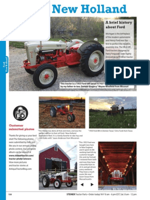 "Fordson Dexta /& Super Dexta Tractor 7//16 /""Unf conrod NUTS X 15"