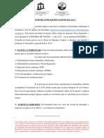 HOJA DE RUTA 03 - BENEFICIO DE LITIGAR SIN GASTOS