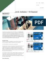 bildr » High-Power Control_ Arduino + N-Channel MOSFET