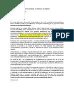 CARTA NOTARIAL DE PREAVISO DE DESPIDO