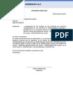 MODELO DE COTIZACION