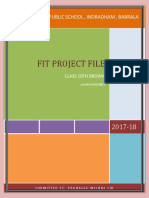 fit practical file