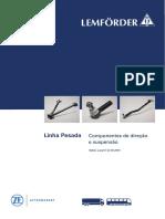 Lemforder Catalogo Suspensão Linha Pesada 2018
