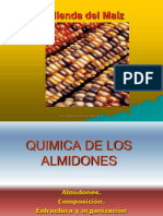 Quimica de los almidones (Maiz)