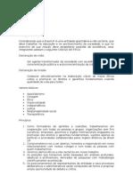 Código de Ética Brasil up!