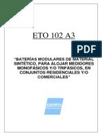 Batería-de-Medidores-Material-Sintético