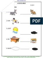 paper for class 1 kv