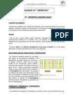 10 - Genética mendeliana (1)