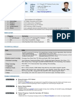 CV for robotics perception