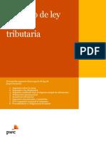 Proyecto de Ley Reforma Tributaria PwC