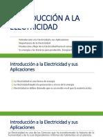 2. INTRODUCCIÓN A LA ELECTRICIDAD
