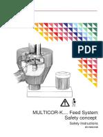 Bvh2021gb Multicor K Safety Instruction