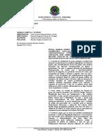 HC 547428 AL Latrocínio. Pena base (circ. judiciais - premeditação e reféns). Tentativa (fração de redução). Revolvimento de provas.odt