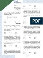 razonamiento matematico 4to y 5to