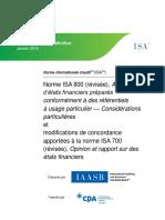 IAASB-prise-position-definitive-ISA-800-revisee-janvier-2016