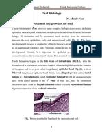 Oral Histology Lec.2