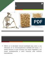 Osteoporosis 2018