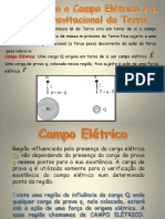 Campo eletrico - Aula