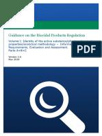 BPR Guidance Document Vol 1