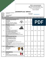 Cotizacion Nº 2020-Epp003