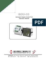 gcu-10-manual-en