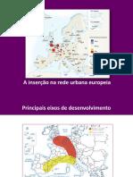 3. Inserção na rede urbana europeia