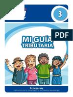 Guía Tributaria 3 - Artesanos calificados por la Junta Nacional de Defensa del Artesano  Deberes Formales