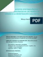 Epistemología estudios bolivianos
