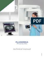 Technical Manual Proline XC Digital y analogo