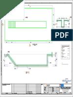 Plano - Zanja para mantenimiento mecanico
